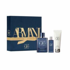 Giorgio Armani - Acqua di Gio Profondo férfi 75ml parfüm szett  1.