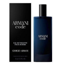 Giorgio Armani - Code férfi 15ml edt