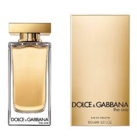 Dolce & Gabbana - The One női 100ml edt