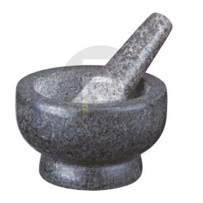 Gránit mozsár szürke PH-12799B