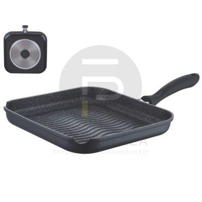 Gránit bevonatos grill serpenyő 28cm PH-15465