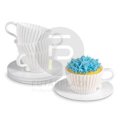 Muffin sütő csésze 4db CupCakes