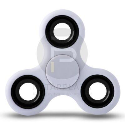 Fidget spinner - Stresszoldó pörgettyű - fehér