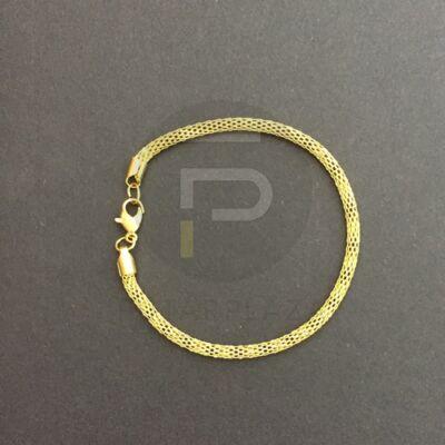 Charm karkötő - arany