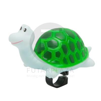 Kerékpár kürt teknős 57067