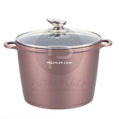 Mischler Cook fazék 24 cm bronz MC-DAD24