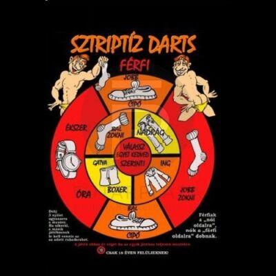 pikáns percek sztriptíz darts 10153