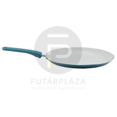palacsintasütő 26cm metál kék 10282