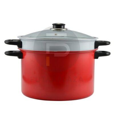 tésztafőző piros 10355