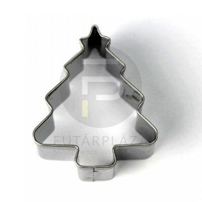 kiszúró forma fenyőfa 10528