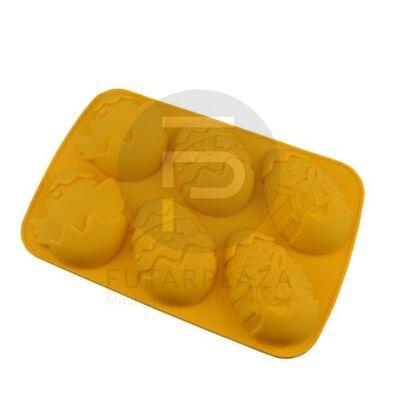 szilikon sütőforma húsvéti tojás 12343