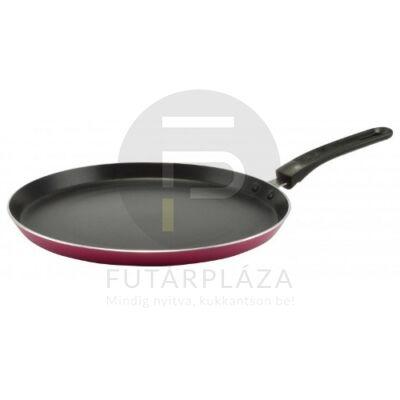 palacsintasütő spatulával 28cm magenta 12669