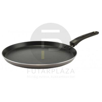 palacsintasütő spatulával 28cm szürke 12669