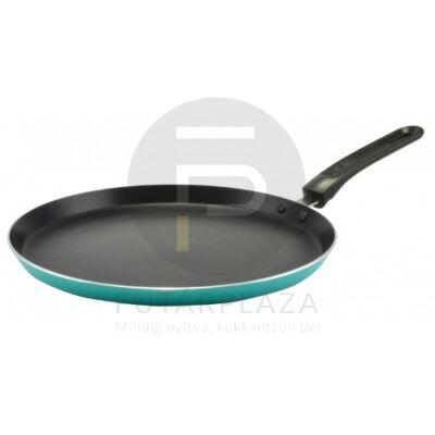 palacsintasütő spatulával 28cm türkiz 12669