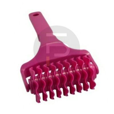 tésztavágó pink 13039