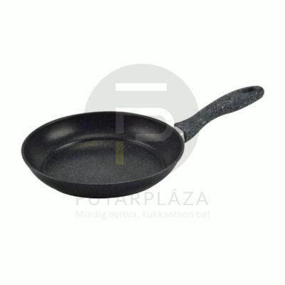 serpenyő 23,4cm fekete 13173