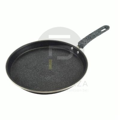 palacsintasütő 26cm fekete 13180