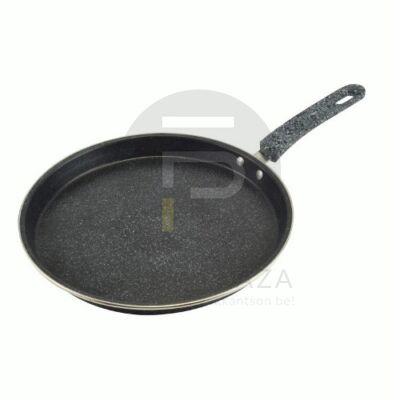 palacsintasütő 28cm fekete 13181
