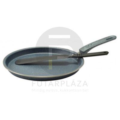 tapadásmentes palacsintasütő 26 cm spatulával 72023