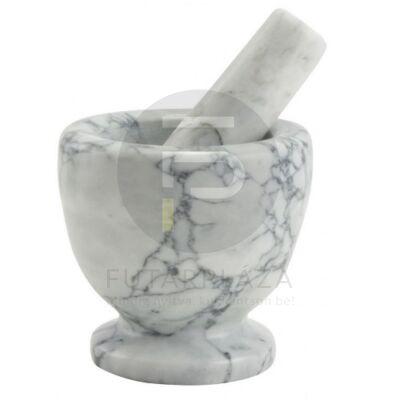 márvány mozsár 10cm 72216