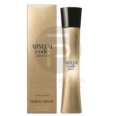 Giorgio Armani - Code Absolu női 50ml edp