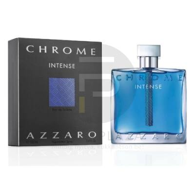 Azzaro - Chrome Intense férfi 100ml edt