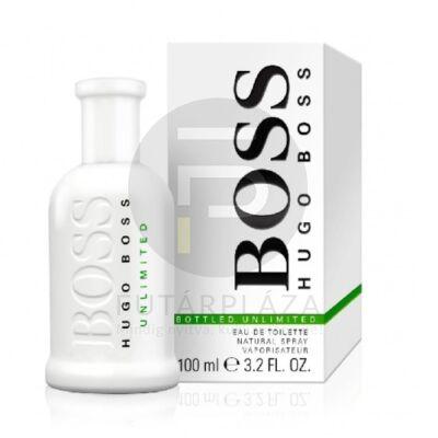 Hugo Boss - Boss Bottled Unlimited férfi 100ml edt