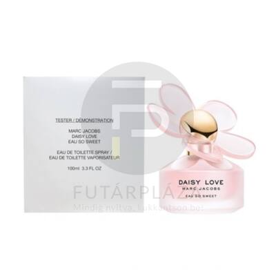 Marc Jacobs - Daisy Love Eau So Sweet női 100ml edt teszter