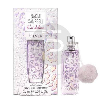 Naomi Campbell - Cat Deluxe Silver női 15ml edt