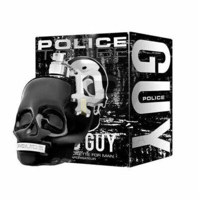 Police - To Be Bad Guy férfi 125ml edt