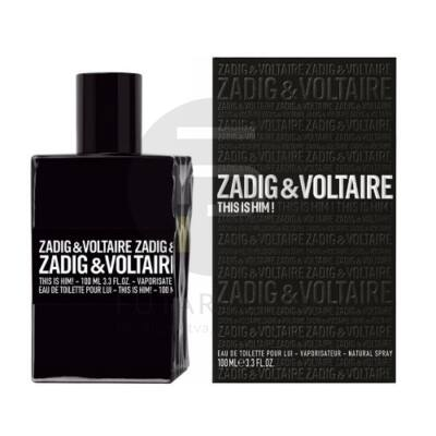 Zadig & Voltaire - This is Him! férfi 50ml edt